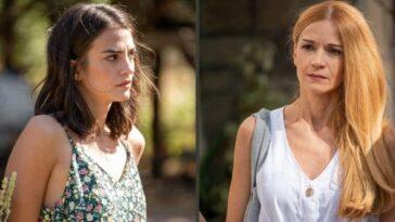 Έξαψη: Εβίτα και Κλαίρη για πρώτη φορά έρχονται κοντά