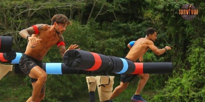 Survivor spoiler 14/3/21: H ομάδα που κερδίζει τον αγώνα επάθλου