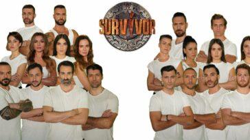 Survivor Στατιστικά 13/3: Ντέρμπι Ρουμελιώτη-Κατσούλη - Άχαστος ο James