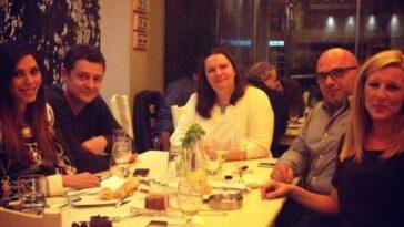 Φαίη Σκορδά: Στέκι celebrities το εστιατόριο της μητέρας του ΠΡΩΙΝ συντρόφου της!