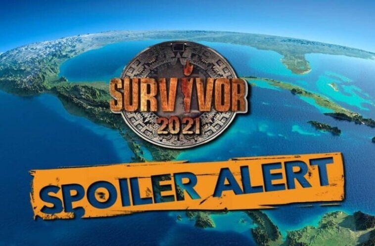 Survivor Spoiler 15/3/21: Αυτοί κερδίζουν τη μάχη ασυλίας σήμερα