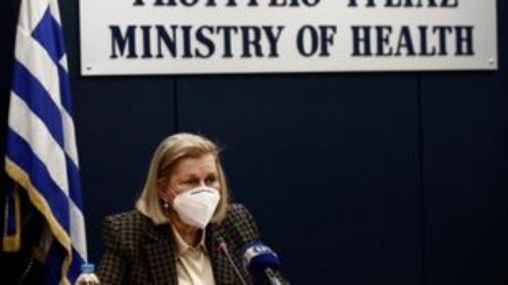 Μ. Θεοδωρίδου : Υπομονή έως ότου έχουμε τις γνωμοδοτήσεις των αρμοδίων οργανισμών για το εμβόλιο Johnson & Johnson