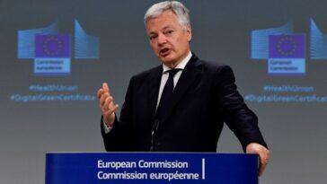 ΕΕ – Επίτροπος Δικαιοσύνης Ντ. Ρέιντερς: Ποταπή και δειλή πράξη η δολοφονία του Γ. Καραϊβάζ