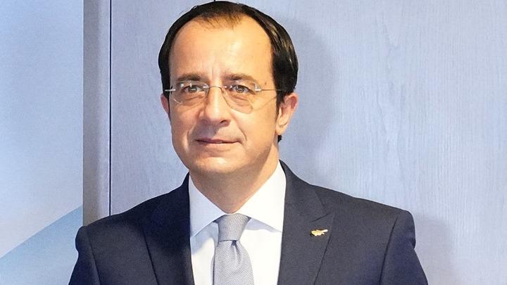 Ν. Χριστοδουλίδης: «Δεν τίθεται θέμα συζήτησης αλλαγής της βάσης λύσης του Κυπριακού»