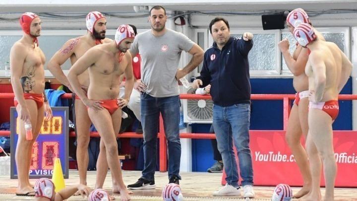 Παραδόθηκε αμαχητί ο Ολυμπιακός