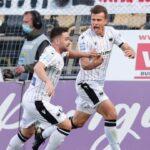 Με Σβαμπ ο ΠΑΟΚ νίκησε 1-0 τον Άρη και τον «έπιασε» στη 2η θέση