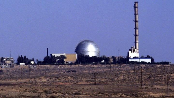 Ισραήλ: Εξερράγη αντιαεροπορικός πύραυλος από τη Συρία κοντά σε πυρηνικό αντιδραστήρα