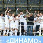 Πρωταθλήτρια Oυκρανίας η Ντιναμό Κιέβου