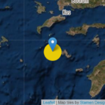 Σεισμική δόνηση 4.1 Ρίχτερ, 14 χιλιόμετρα νότια της Νισύρου