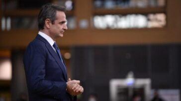 Ο πρωθυπουργός παρακολούθησε την Ακολουθία του Επιταφίου στο Ναό του Ιπποκράτειου Νοσοκομείου