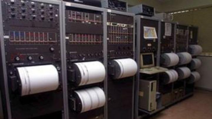 Σεισμός 4,1 Ρίχτερ στον θαλάσσιο χώρο 18 χλμ βόρεια της πόλης της Χάλκης