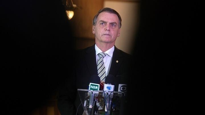 Οι ΗΠΑ θα στείλουν σύντομα εμβόλια στη Βραζιλία,  ανακοίνωσε ο Μπολσονάρου