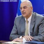 Ν. Δένδιας: Οι ΗΠΑ είναι ο ιδανικός εταίρος για να πείσει την Τουρκία να αποδεχτεί τη σύμβαση του ΟΗΕ για το Δίκαιο της Θάλασσας