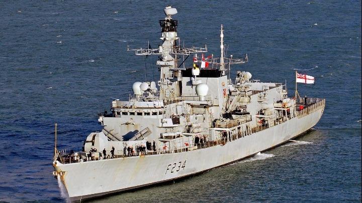 Αποχωρούν τα δύο πλοία του βρετανικού Βασιλικού Ναυτικού από το νησί Τζέρσεϊ