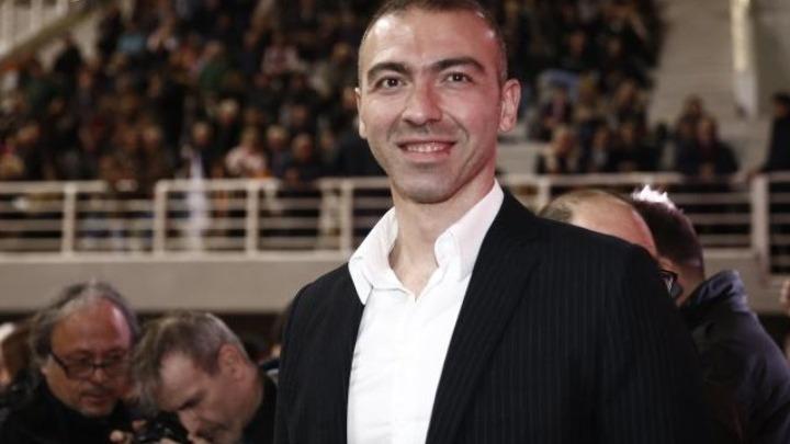 Συνεχάρη τη Φένια Τζέλη ο Αλέξανδρος Νικολαΐδης για την πρόκριση στο Τόκιο