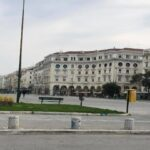 Θεσσαλονίκη: Νέο βίντεο με αγριογούρουνο στο κέντρο της πόλης