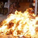 Ισραήλ: Συναγωγή πυρπολήθηκε στη Λοντ