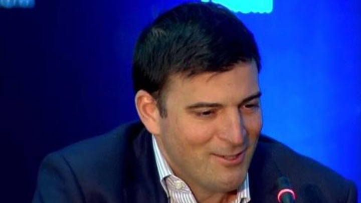 Άλεξ Φωτακίδης: Οι προοπτικές της Ελλάδας τα επόμενα τρία χρόνια θα είναι εξαιρετικές
