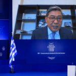 Captain Weng Lin (COSCO): Σημαντική πύλη εισόδου στην Ευρώπη το λιμάνι του Πειραιά -Επενδυτικά σχέδια 300 εκατ. ευρώ