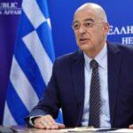 Ν. Δένδιας: Η Ελλάδα θέλει να εδραιώσει μια νοοτροπία αρχών στην Αν. Μεσόγειο με βάση το Διεθνές Δίκαιο