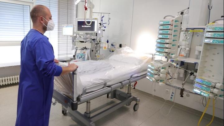 Γερμανία-Covid-19: 284 θάνατοι, πάνω από 11.000 κρούσματα σε 24 ώρες