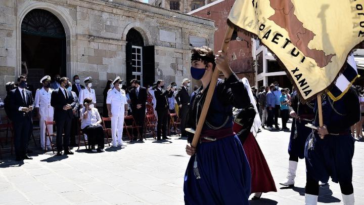 Χανιά: Ολοκληρώθηκαν οι εκδηλώσεις για τα 80 χρόνια από τη Μάχη της Κρήτης