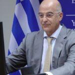 Σε διαδικτυακή συζήτηση της Global Counsel συμμετείχε ο Ν. Δένδιας