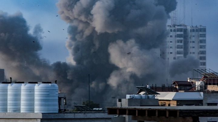Η Χαμάς απορρίπτει το σχέδιο του ΥΠΕΞ των ΗΠΑ για ανοικοδόμηση της Γάζας