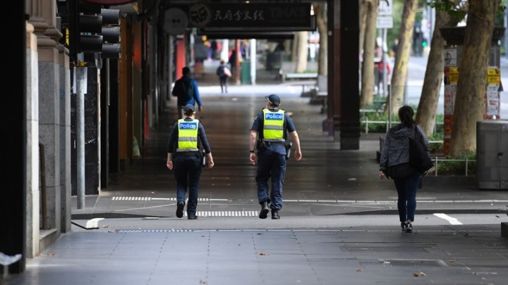 Αυστραλία: 7ήμερο lockdown για εκατομμύρια κατοίκους της Μελβούρνης