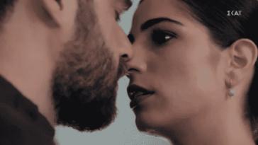 8 Λέξεις επεισόδια: Ο Μιχαήλ πέφτει στα πόδια της Βικτώριας