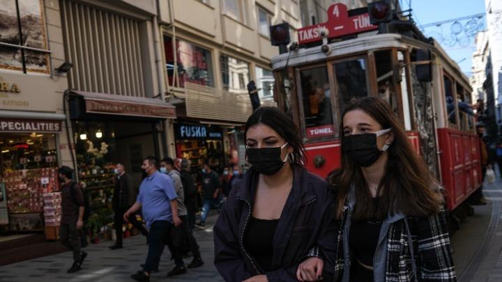 Τουρκία: Χαλάρωση των μέτρων, μερικό άνοιγμα των εστιατορίων