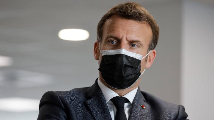 Γαλλία: Ο Μακρόν εμβολιάστηκε για την Covid-19