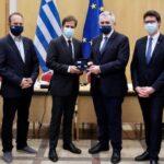 Συνάντηση Ελλήνων και Γάλλων βουλευτών για το νέο Σύμφωνο Μετανάστευσης και Ασύλου – Μ.Χαρακόπουλος: Έμπρακτη αλληλεγγύη ΕΕ στην αντιμετώπιση του μεταναστευτικού