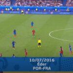 Τα 108 γκολ που σημειώθηκαν στο Euro 2016