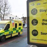 Η παραλλαγή Delta του νέου κορονοϊού κυρίαρχη πλέον στο Ηνωμένο Βασίλειο, μπορεί να αυξήσει τον κίνδυνο νοσηλείας