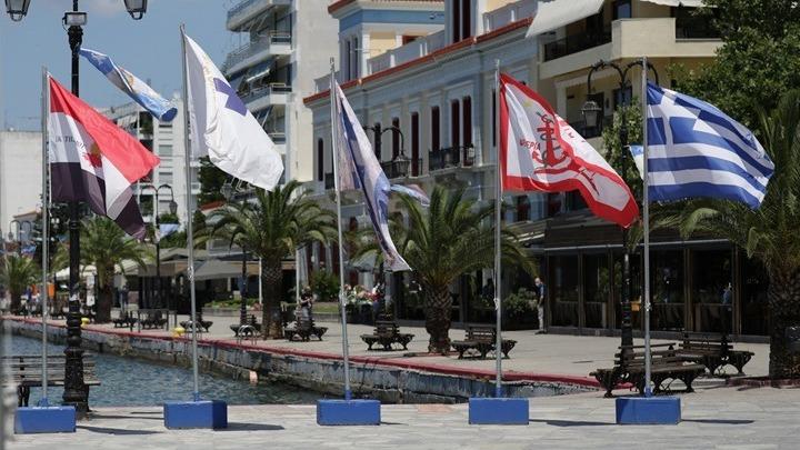 Επίσκεψη αντιπροσωπείας της Επιτροπής «Ελλάδα 2021» στη Χαλκίδα