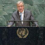 Ο γγ του ΟΗΕ, Αντόνιο Γκουτέρες θα συμμετάσχει στη Σύνοδο Κορυφής στις 24 Ιουνίου