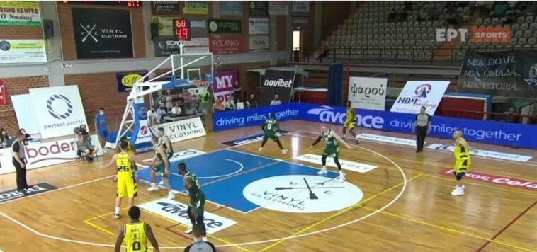 stoiximan-basket-league:-poly-skliro-gia-na-pethanei-to-lavrio-me-ton-panathinaiko