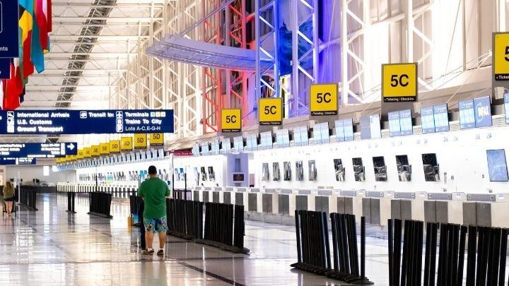 ΕΕ-ΗΠΑ: Υποδοχή τουριστών, οι Βρυξέλλες ζητούν αμοιβαιότητα από την Ουάσινγκτον