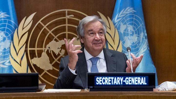 Το Συμβούλιο Ασφαλείας του ΟΗΕ στηρίζει τον Αντ. Γκουτέρες για μια δεύτερη θητεία