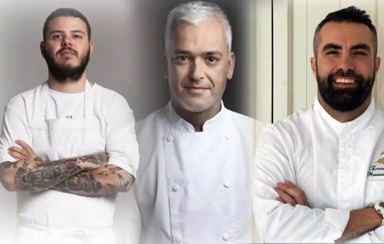 game of chefs κριτες
